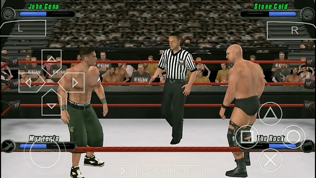 Smackdown PPSSPP
