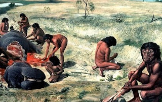 Sejarah Masa Berburu dan Mengumpulkan Makanan