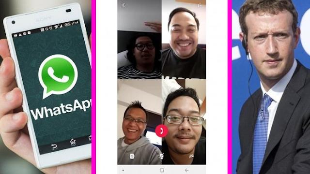 Cara Video Call WhatsApp Menggunakan Kamera Laptop/PC Paling Aman Dan Mudah