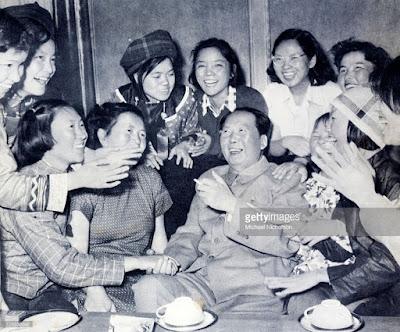 buku cerita tentang mao zedong perempuan