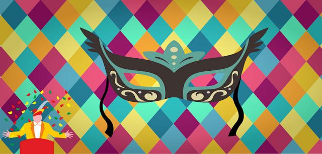 Atividades E Desenhos Para Colorir Carnaval Só Escola