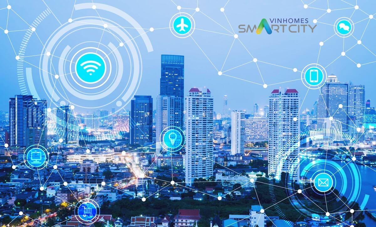 Công nghệ thông minh áp dụng tại Vinhomes Smart City