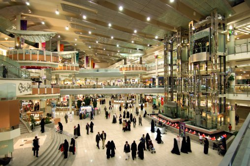 SHOPPING MALLS JOBS ONLY FOR SAUDI MEN AND WOMEN