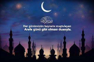 arefe günü mesajları yeni