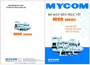 TỔNG HỢP TÀI LIỆU - Máy nén Mycom | Cộng đồng Kỹ thuật cơ điện Việt