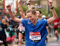 Marathon Runner Denied Fastest Nurse World Record