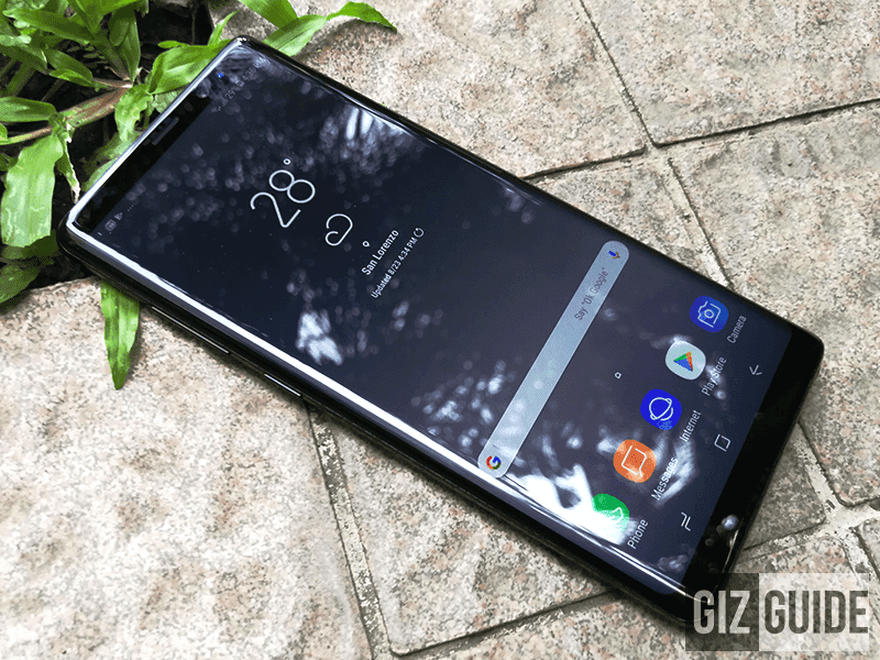Eight Notable Highlights Of The Samsung Galaxy Note 8