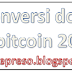 Cara conversi dogecoin ke bitcoin 2016