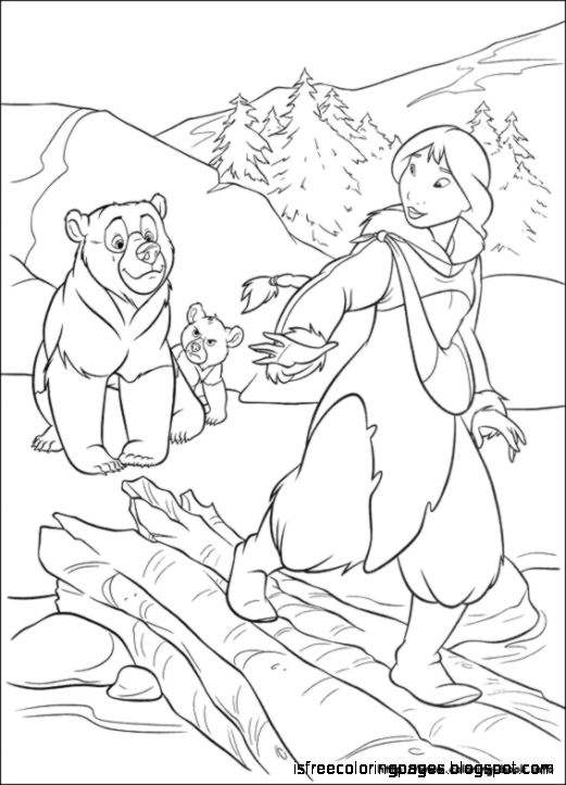Brother Deport Ii Coloring Pages
