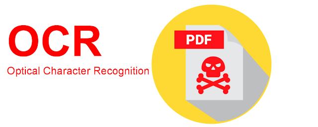 Em 2008, o Google anunciou em seu blog oficial que, a partir de agora, através da Optical Character Recognition (OCR), Que permite converter imagens com texto em documentos de texto usando algoritmos de  computação automatizados. As imagens podem ser processadas individualmente (arquivos .jpg, .png e .gif) ou em documentos PDF com várias páginas (.pdf).