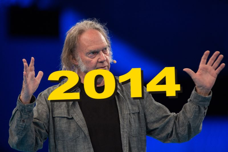 Neil Young Review 2014