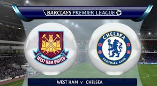 West Ham United vs Chelsea : Prediksi & Link Live Streaming