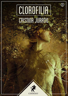 Libro Clorofilia, de Cristina Jurado - Cine de Escritor