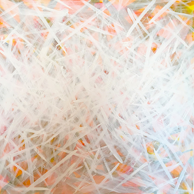 Steven Reichert abstract expressionist painting