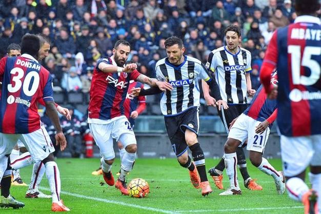 Udinese có nhiều lợi thế