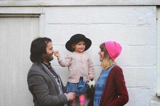 oh! you pretty things - motherhood musings & photography: Me and Mine: A Family Portrait // February
