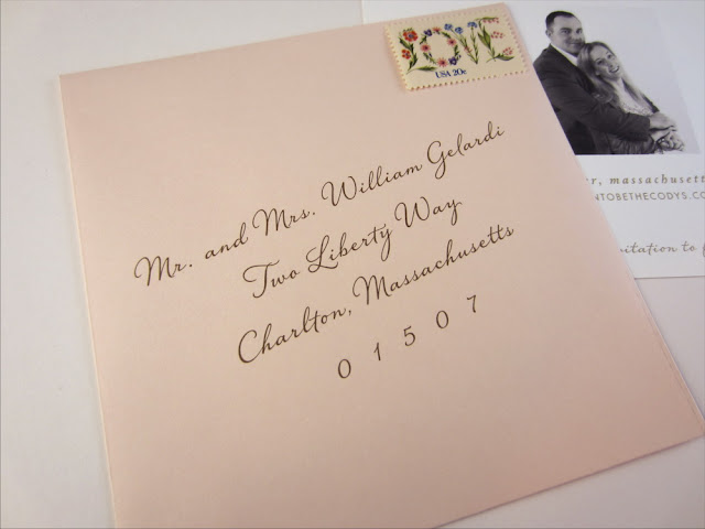 How To Address Wedding Invitations With Guest And Friend No Inner Envelope