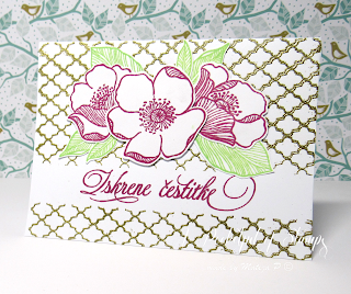 http://apocketfulofstamps.blogspot.si/2017/10/cluster-of-flowers.html