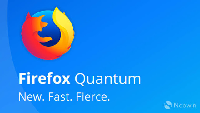 تحميل Firefox Quantum السريع