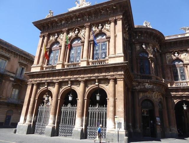 teatro bellini a Catania