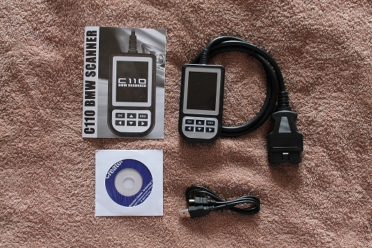 bmw c110 scan tool