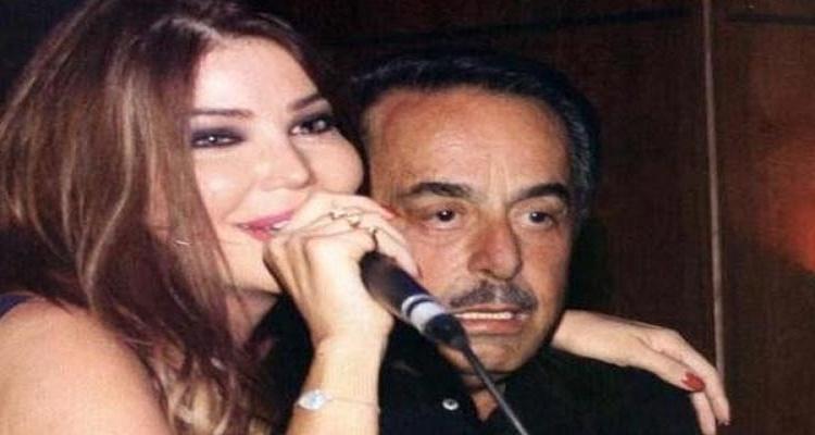 تصرف غير متوقع من مي حريري لحظة تلقيها خبر وفاة زوجها السابق ملحم بركات