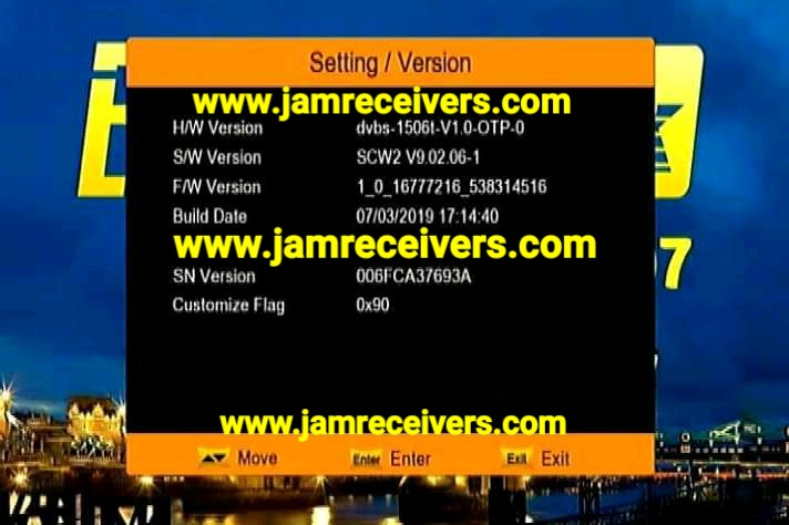 1506T SCW2 LATEST POWERVU SOFTWARE 2019 - Jam Receivers