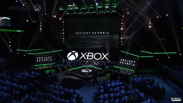 Project Scorpio Microsoft E3 2016 reveal