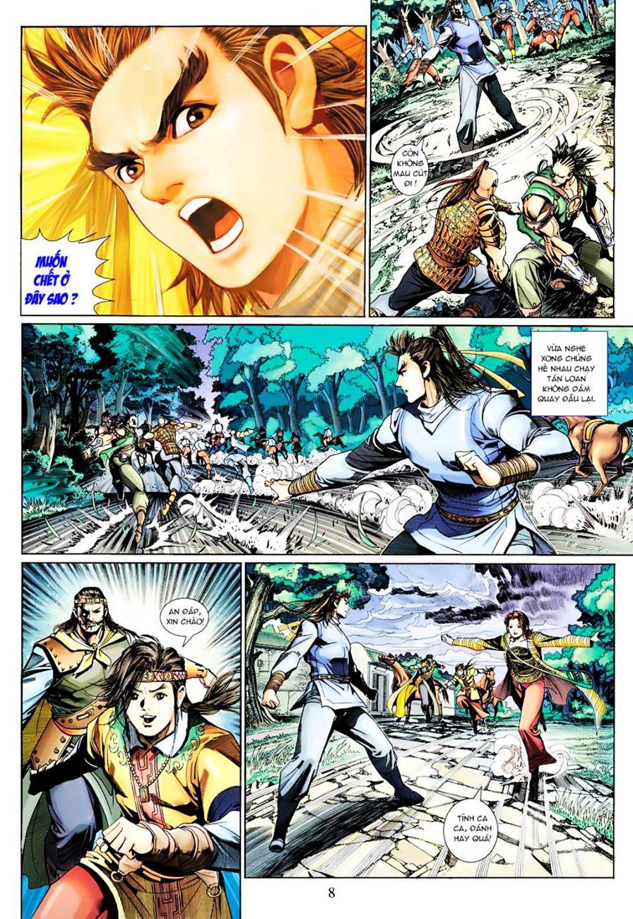 Anh Hùng Xạ Điêu anh hùng xạ đêu chap 38 trang 7