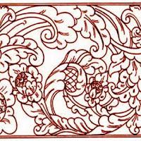 Hendaknya kita pakai pensil tipe 2b dan jangan lupa sajikan penghapus juga. Gambar Batik Indonesia Sketsa Gambar Motif Sederhana Bunga Di Rebanas Rebanas