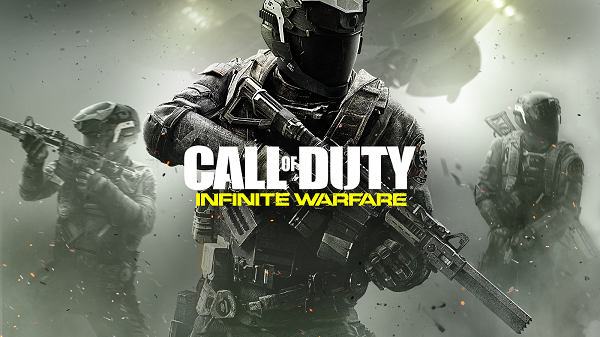 Spesifikasi game Call of Duty: Infinite Warfare di PC