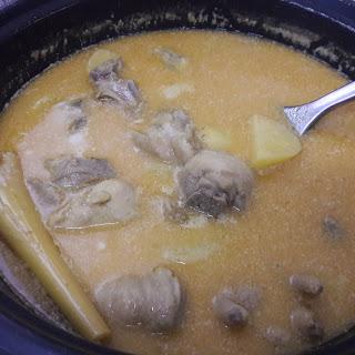Ayam masak lemak cili padi sedap mudah