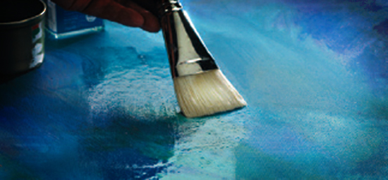 How To Paint House Water Base Over Oil