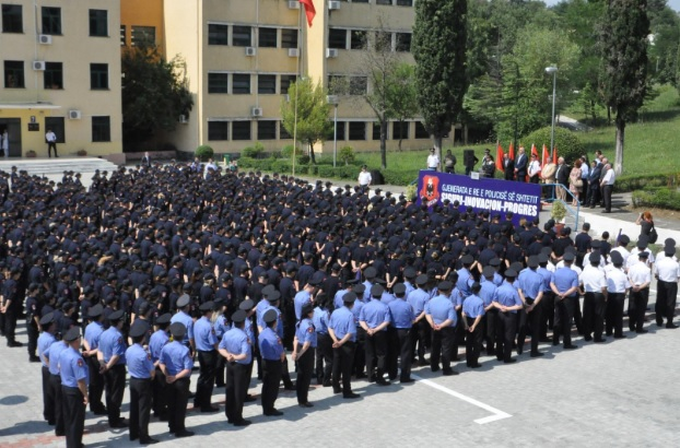Over 1500 Police Forces ready for DP protest of  May 13