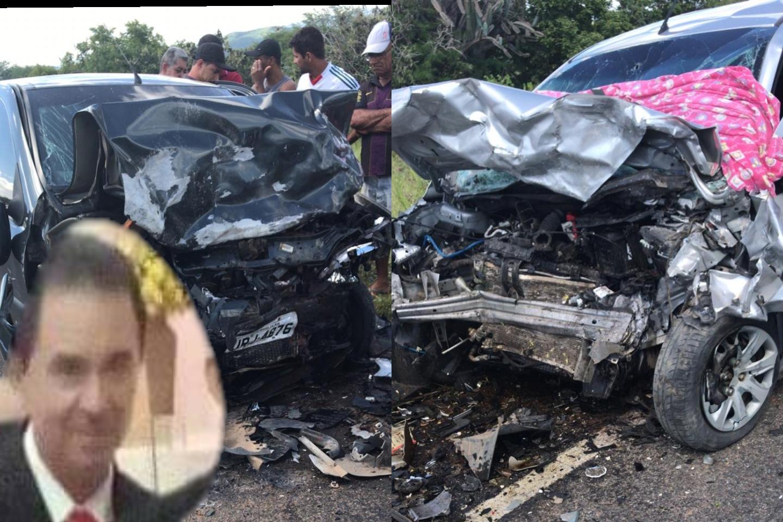 20190514 230816 - Dentista vítima de acidente entre Miguel Calmon e Jacobina não resiste e morre no Hospital da Bahia.