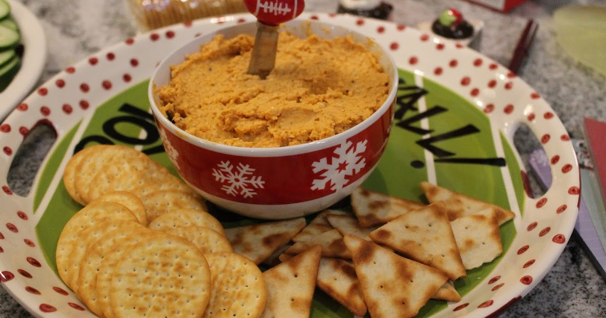 Dinner with the Grobmyers: Spicy Three Cheese Dip