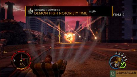 Saints Row Gat Out of Hell PC Game Screenshot