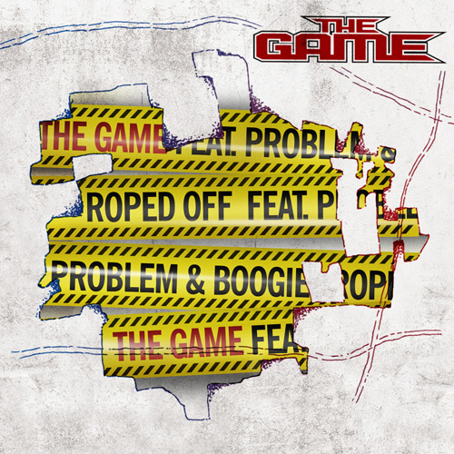 """The Game - """"Roped Off"""" f. Problem & Boogie"""