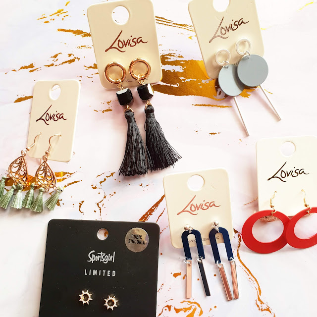 Lovisa earrings | Almost Posh