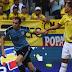 Colombia empató de local frente a Uruguay