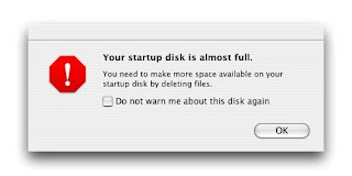 Annoying Pop-Ups MAC System