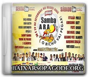 Alexandre Pires - Samba Aracaju (30-09-2012)