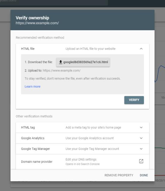 Web Verification