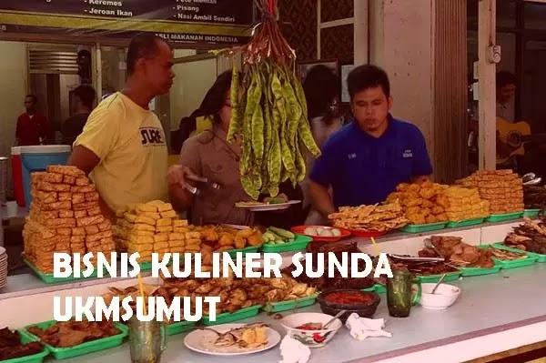Bisnis Kuliner Masakan Sunda dengan Untung dan Omset Besar