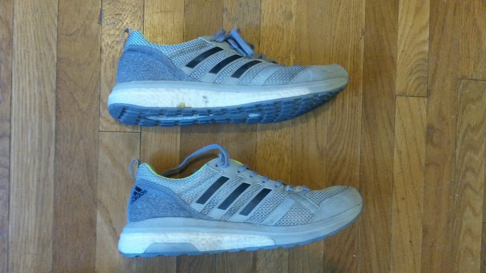 newest 0fd8e fc3d6 Then my curiosity got the better of me with version 9. An Adidas Rep (who  wished to remain unnamed) was nice enough to seed me a pair to see my  thoughts.