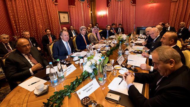 """Lavrov tras la reunión sobre Siria: """"Han sido discutidas varias ideas interesantes"""""""