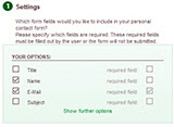 Cara membuat contact form online