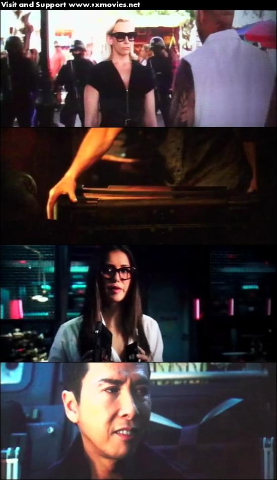 xXx Return of Xander Cage 2017 Hindi Dubbed pDVDRip x264 700MB