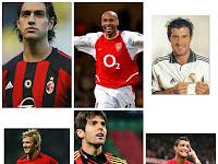 Sangat Disayangkan....! 10 Pemain Sepak Bola Ikon Klub Yang Pindah Klub Lain