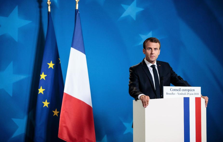 Big Question - Can Emmanuel Macron Lead Europe